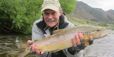 John Fawcett w 5 lb brown